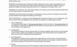 000 Impressive Free Hvac Preventive Maintenance Agreement Template Photo
