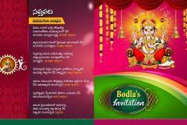000 Impressive Free Online Indian Wedding Invitation Card Template Highest Quality