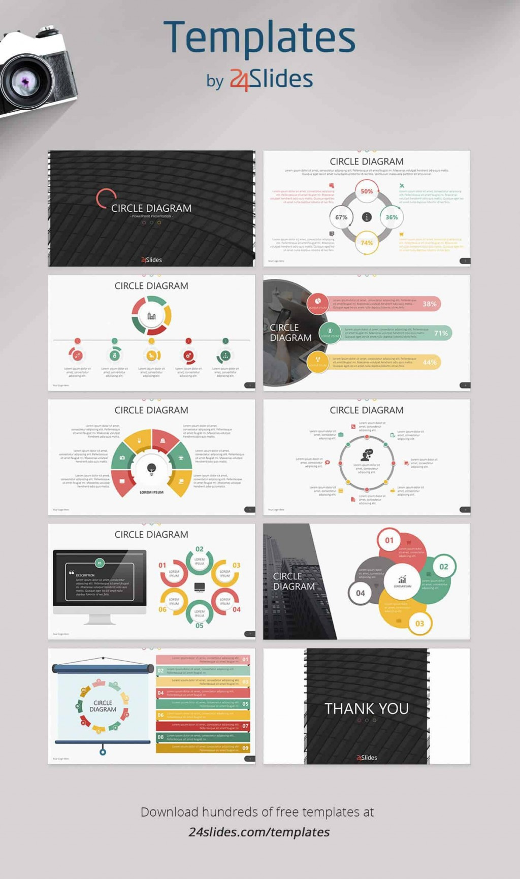 000 Impressive Free Powerpoint Presentation Template Example  Templates 22 Slide For The Perfect Busines Strategy Download EngineeringLarge