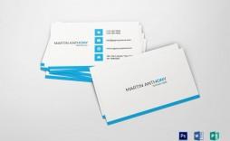 000 Impressive Free Simple Busines Card Template Word High Def