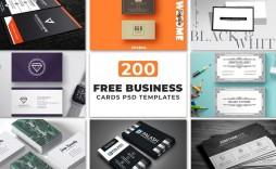 000 Impressive Free Visiting Card Design Psd Download Sample  Busines Restaurant