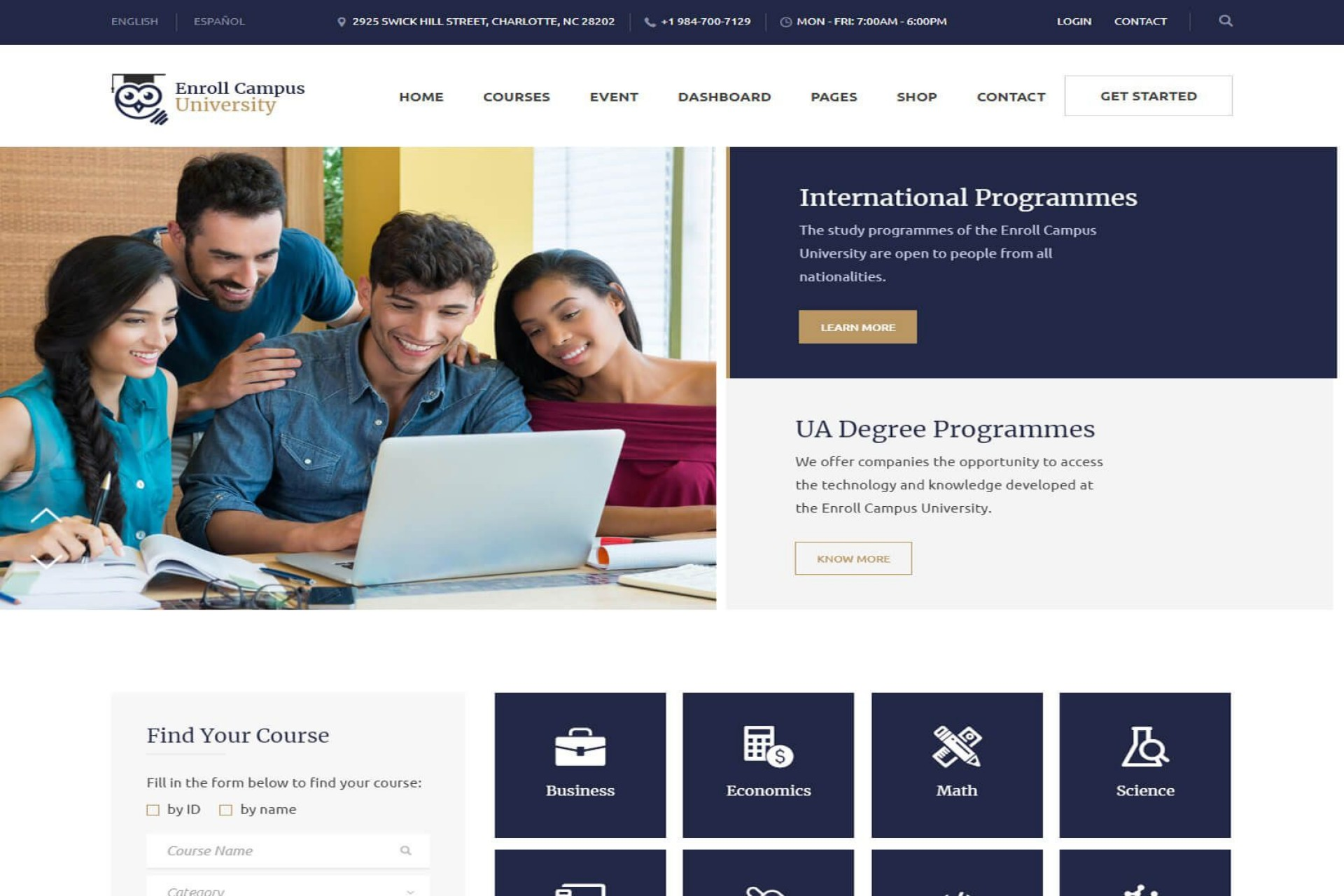 000 Impressive Free Website Template Download Html And Cs Jquery For Hospital Photo 1920