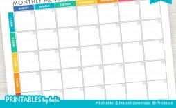 000 Impressive Meal Plan Template Pdf Picture  Printable Diabetic Sample Weekly Planning Worksheet