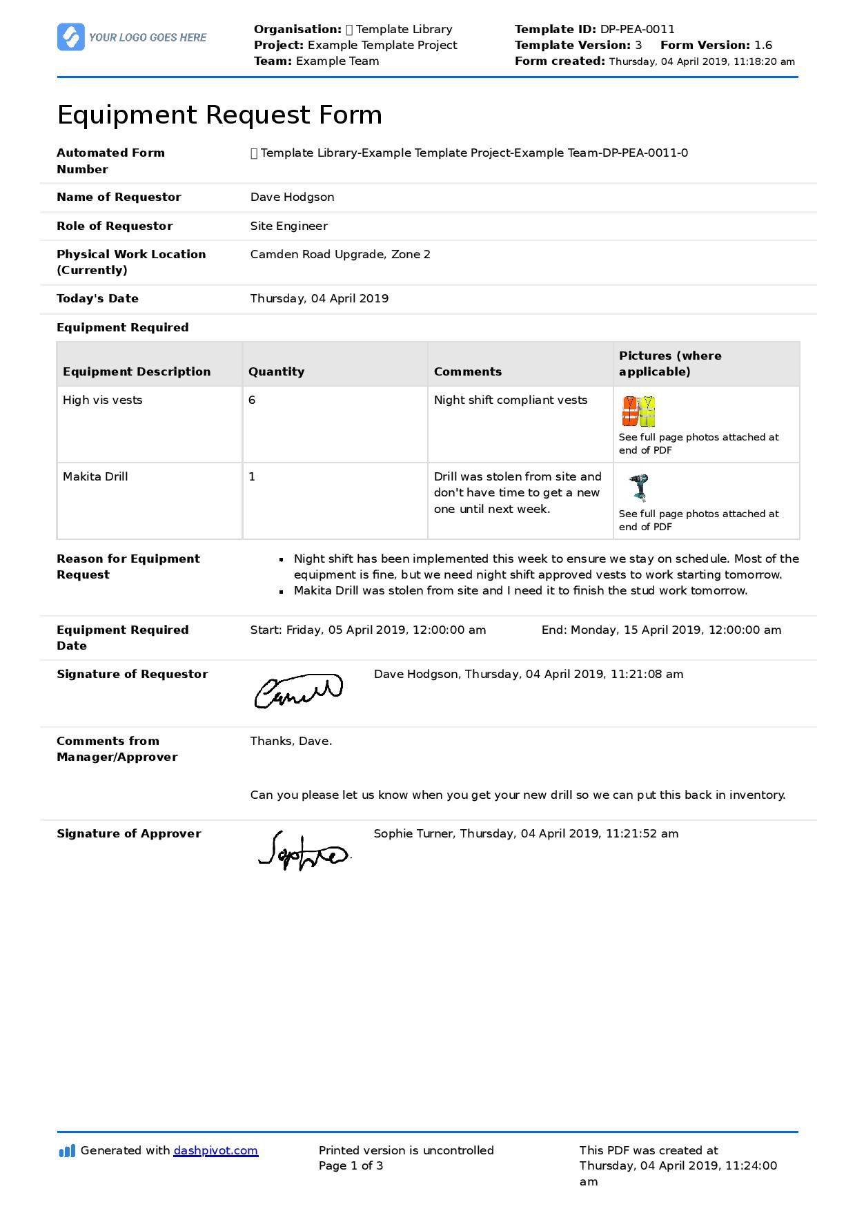 000 Impressive New User Setup Form Template Sample  Customer Word Account Vendor ExcelFull