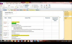 000 Impressive Onenote 2013 Project Management Template High Def