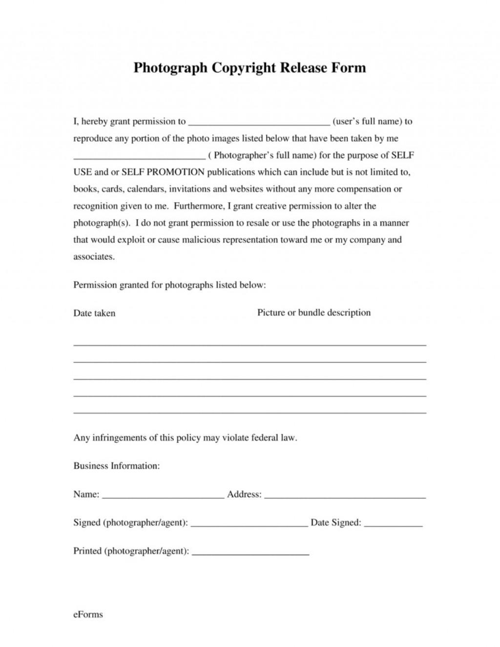 000 Impressive Photography Contract Template Pdf Concept  Free PortraitLarge