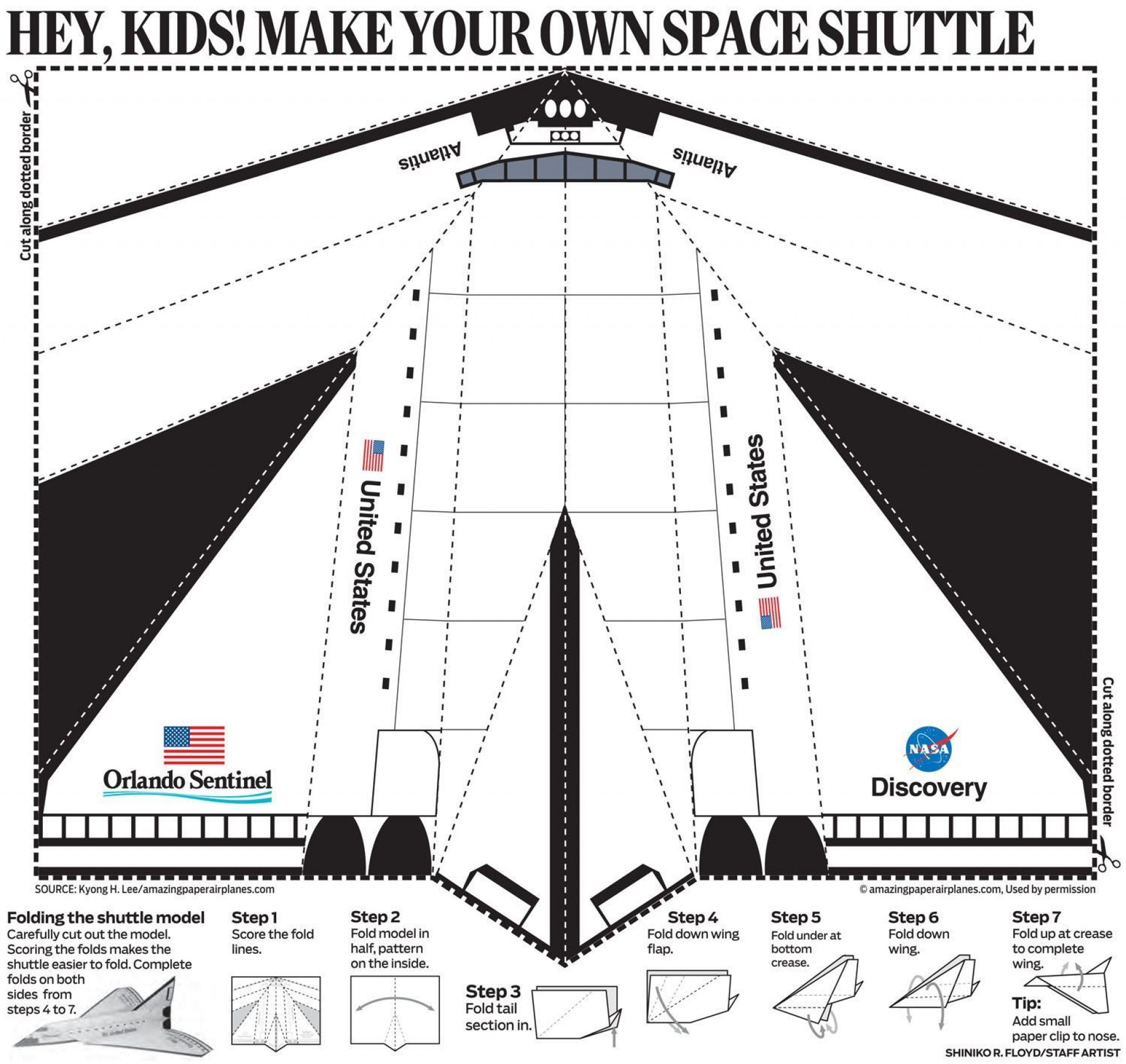 000 Impressive Printable Paper Airplane Instruction Sample  Instructions Free Pdf Folding1920