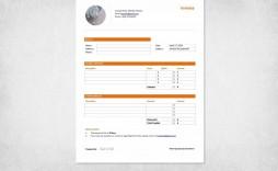 000 Impressive Professional Invoice Template Word Highest Quality  Service Microsoft