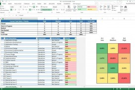000 Impressive Project Management Tracking Template Free Excel Sample  Microsoft Dashboard Multiple
