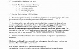 000 Impressive Research Project Proposal Example Sace Photo