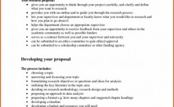 000 Impressive Research Topic Proposal Template Idea  Format Paper Example
