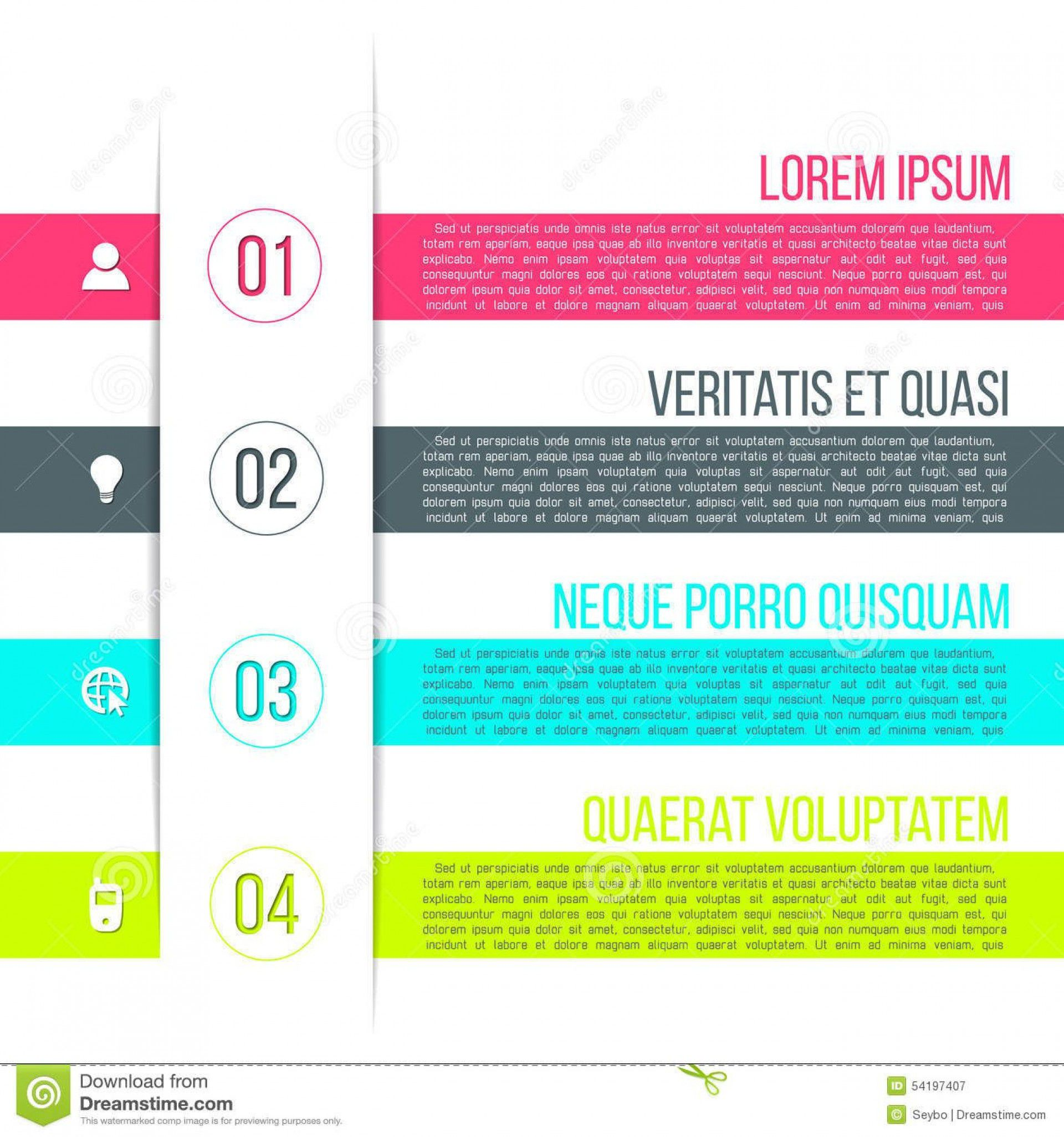 000 Impressive Step By Instruction Template Word Concept  MicrosoftFull