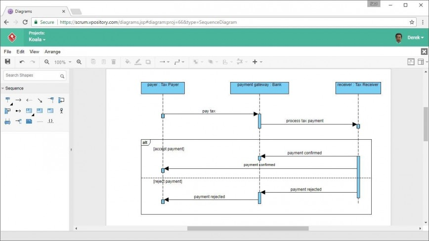 000 Impressive Use Case Diagram Template Free Design