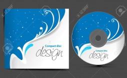 000 Impressive Vector Cd Cover Design Template Free Concept