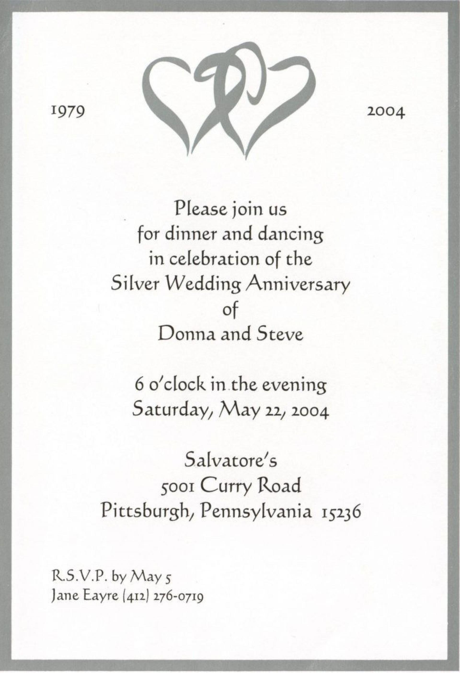 000 Incredible 50th Wedding Anniversary Invitation Card Sample High Def  Wording1920