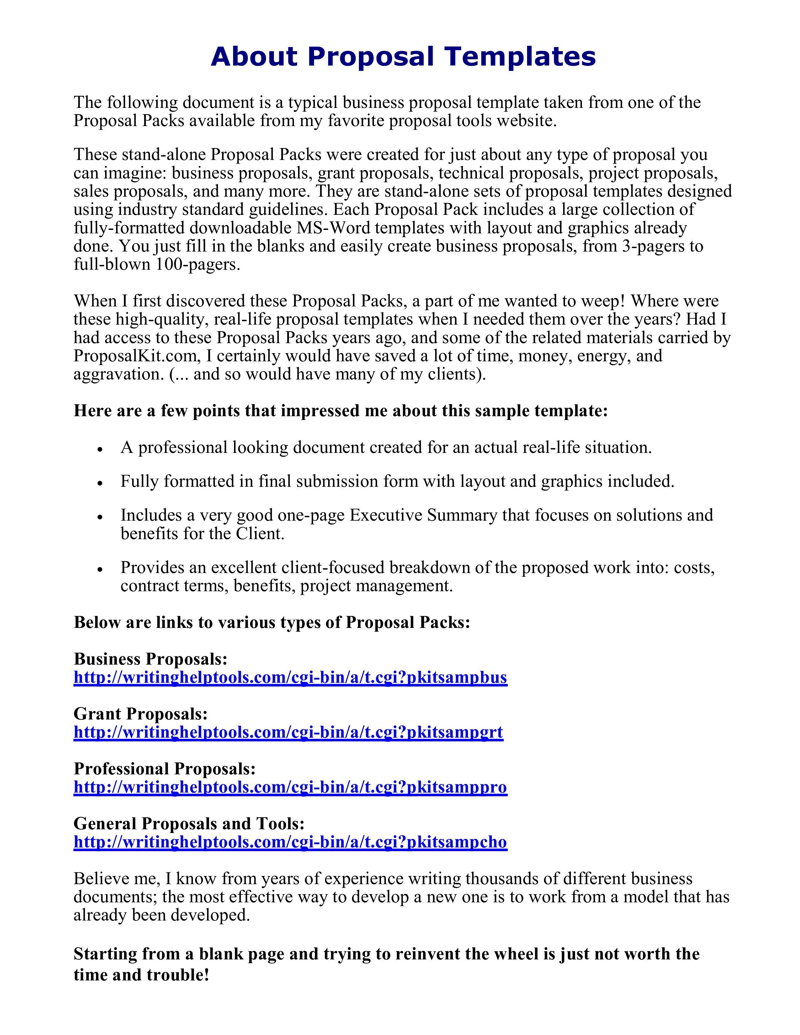 000 Incredible Busines Proposal Letter Template Design  Free DownloadFull