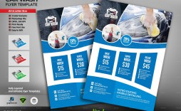 000 Incredible Car Wash Flyer Template Photo  Free Fundraiser Download