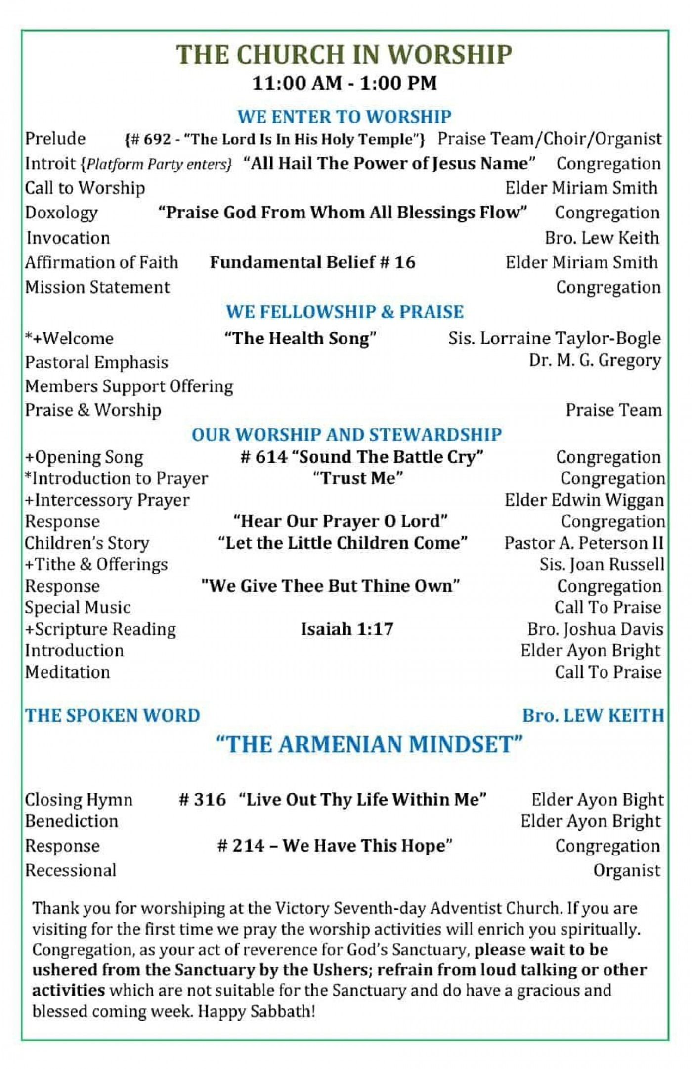 000 Incredible Free Church Program Template Word Inspiration  Bulletin For1400