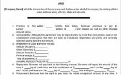 000 Incredible Loan Agreement Template Free Idea  Microsoft Word Australia South Africa