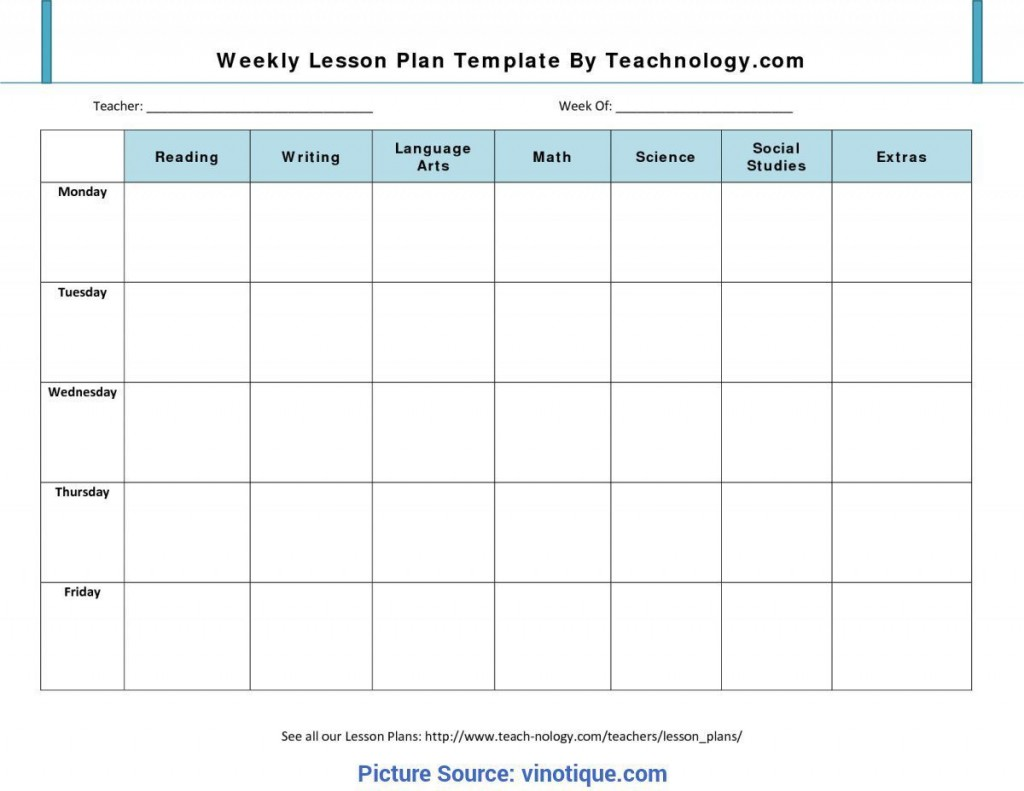 000 Incredible Preschool Lesson Plan Template Picture  Editable With Objective Pre-k PrintableLarge