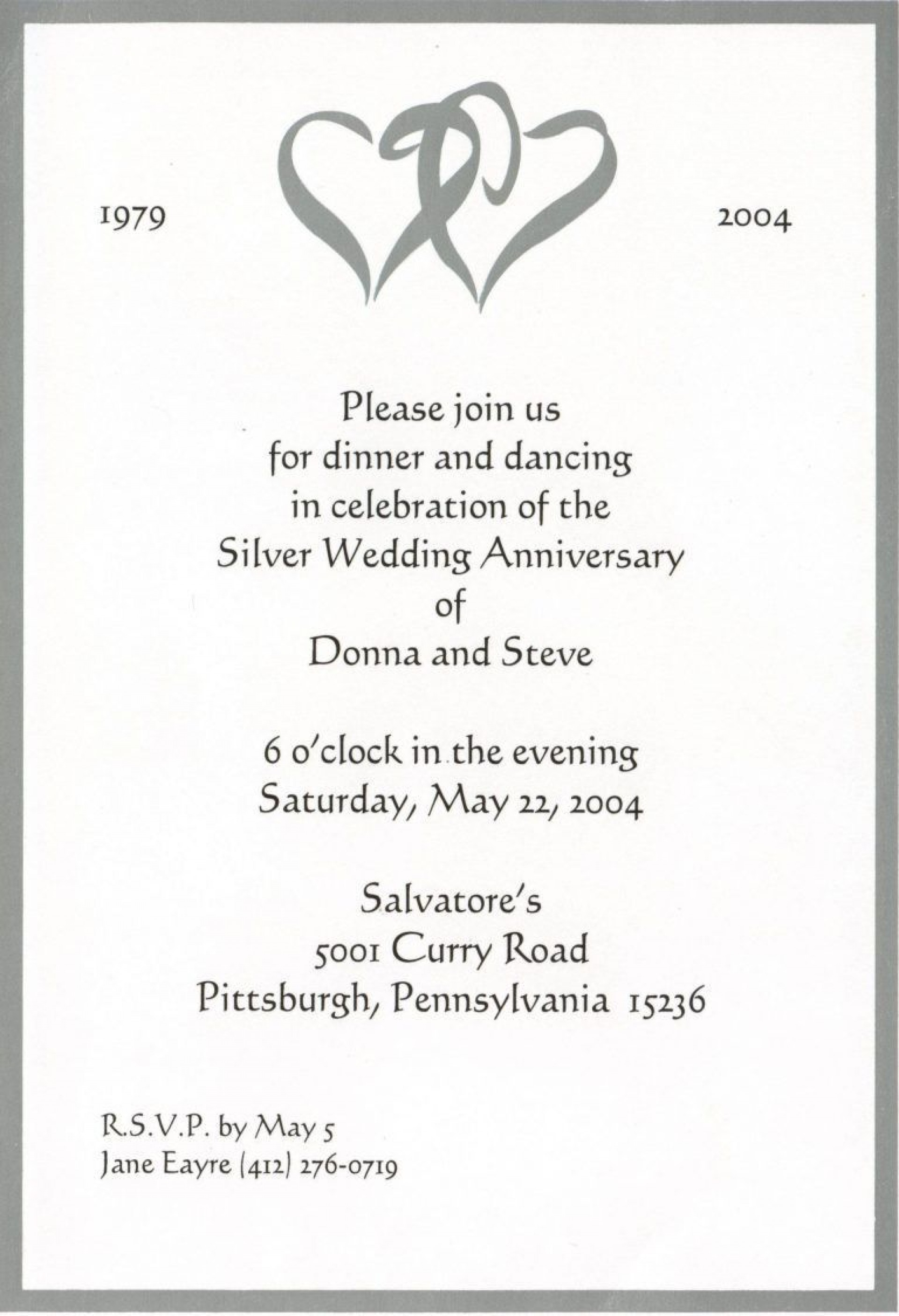 000 Magnificent 50th Wedding Anniversary Party Invitation Template Image  Templates Free1920