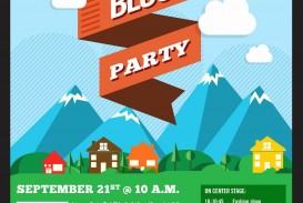 000 Magnificent Block Party Flyer Template Inspiration  Free