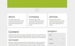 000 Magnificent Dream Weaver Web Template Example  Templates