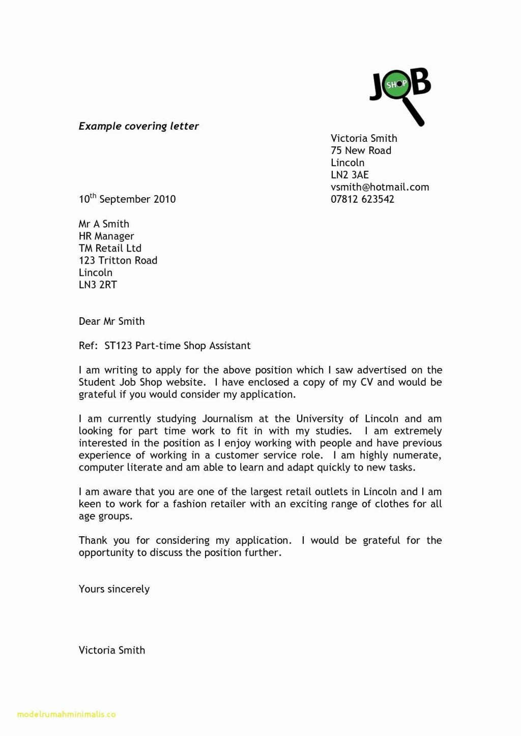000 Magnificent Excellent Covering Letter Example Design  ExamplesLarge