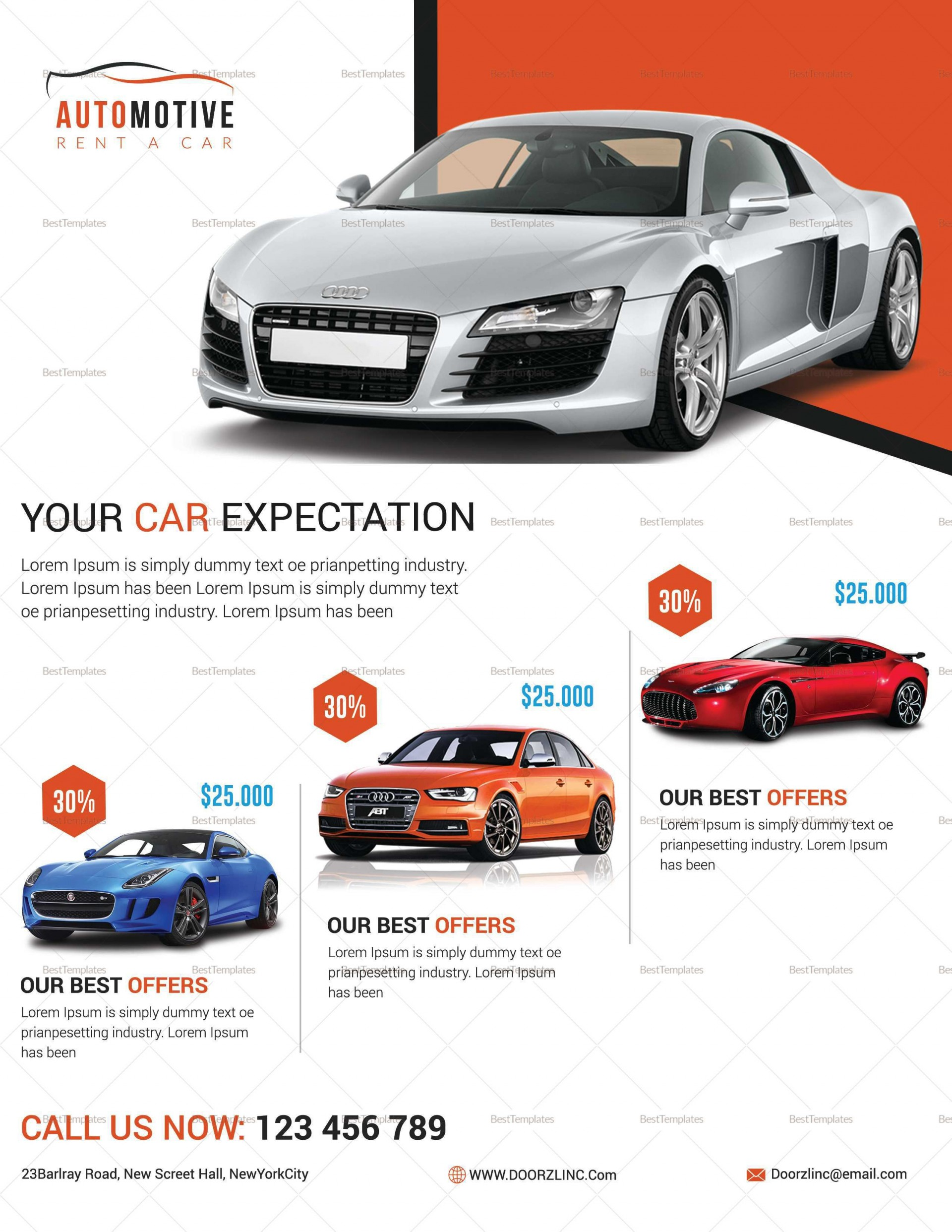 000 Magnificent For Sale Flyer Template Idea  Car Ad Microsoft Word House1920