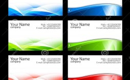 000 Magnificent Free Printable Busines Card Template Download High Definition