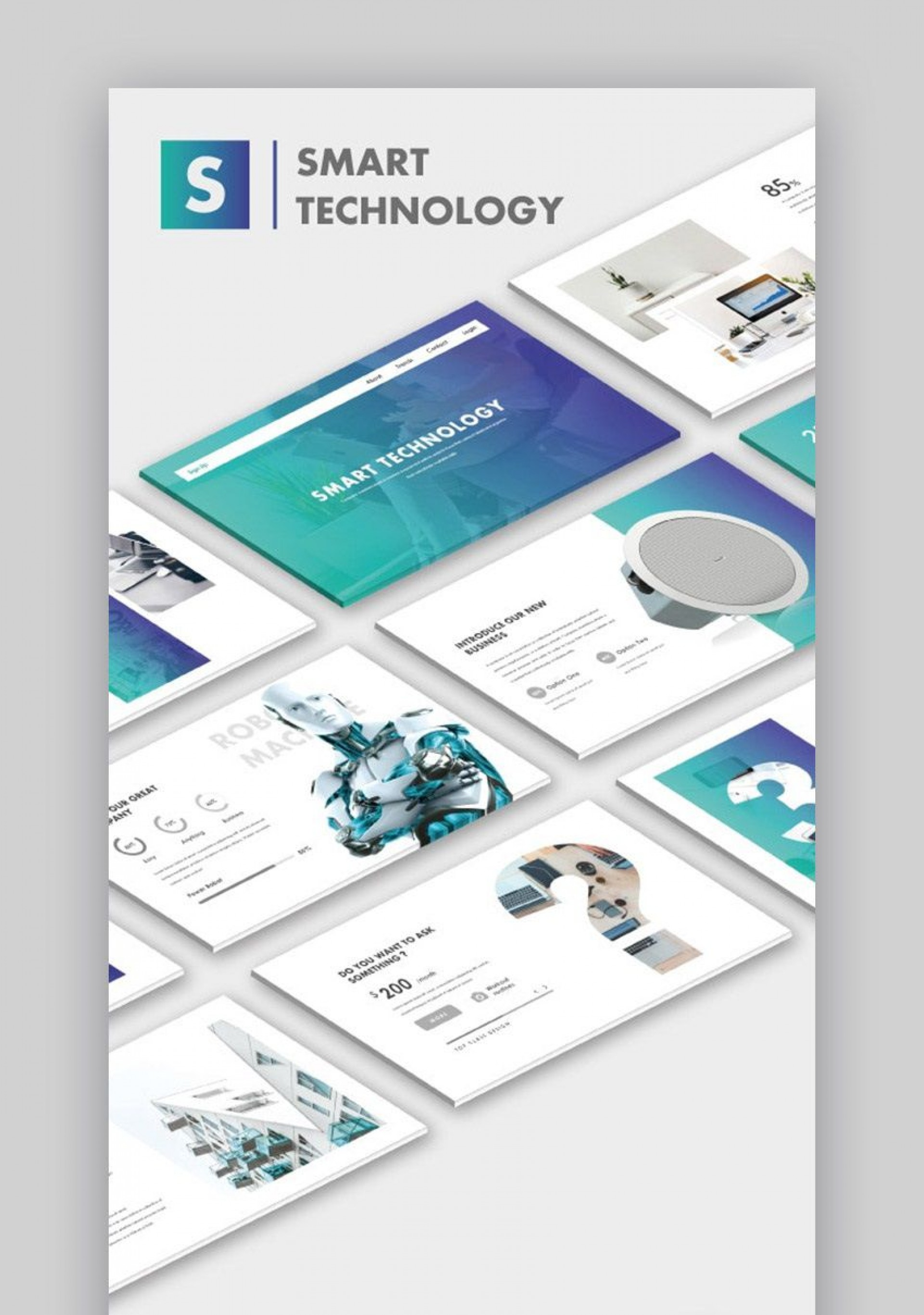 000 Magnificent Free Technology Powerpoint Template High Definition  Templates Animated Information Download1920