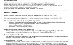 000 Magnificent Grad School Resume Template Free Photo
