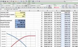 000 Magnificent Loan Amortization Excel Template Idea  Schedule 2010 Free 2007