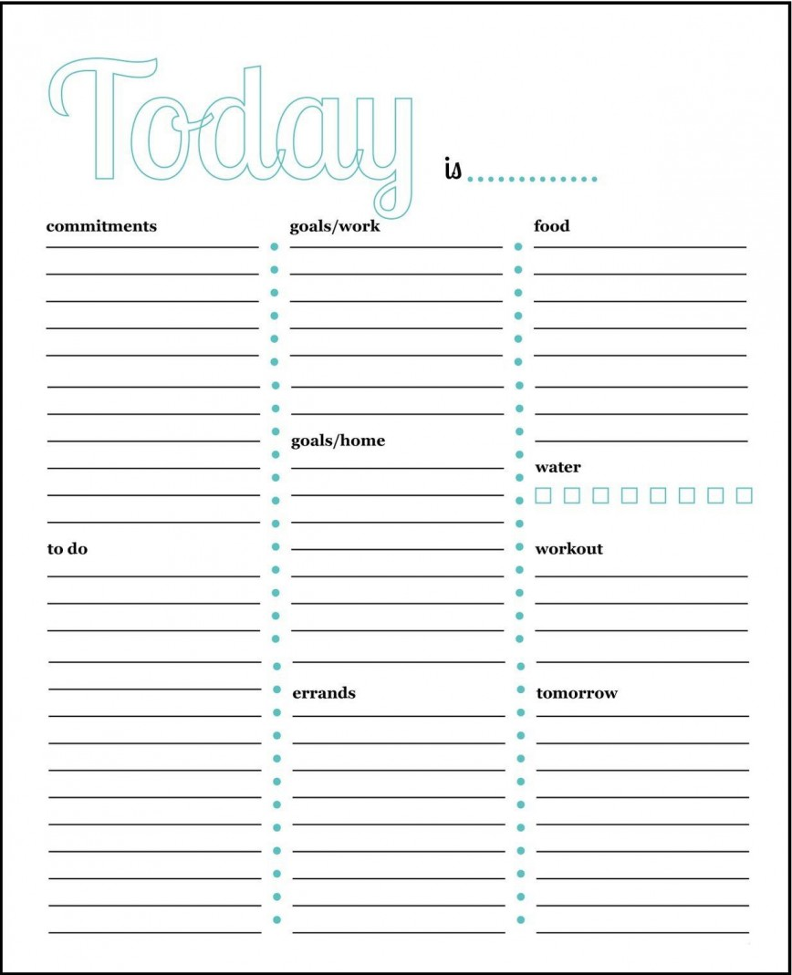 000 Magnificent To Do List Template Word Highest Quality