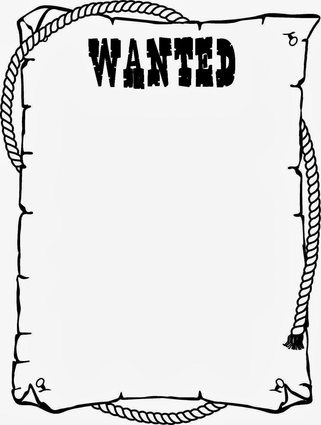 000 Magnificent Wanted Poster Template Pdf Highest Quality  Free CharacterFull