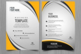 000 Marvelou Busines Brochure Design Template Free Download Sample