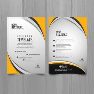 000 Marvelou Busines Brochure Design Template Free Download Sample 320