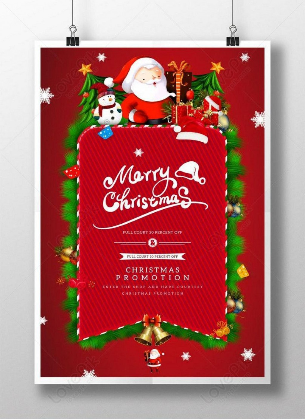 000 Marvelou Free Christma Poster Template Inspiration  Templates Psd Download Design WordLarge