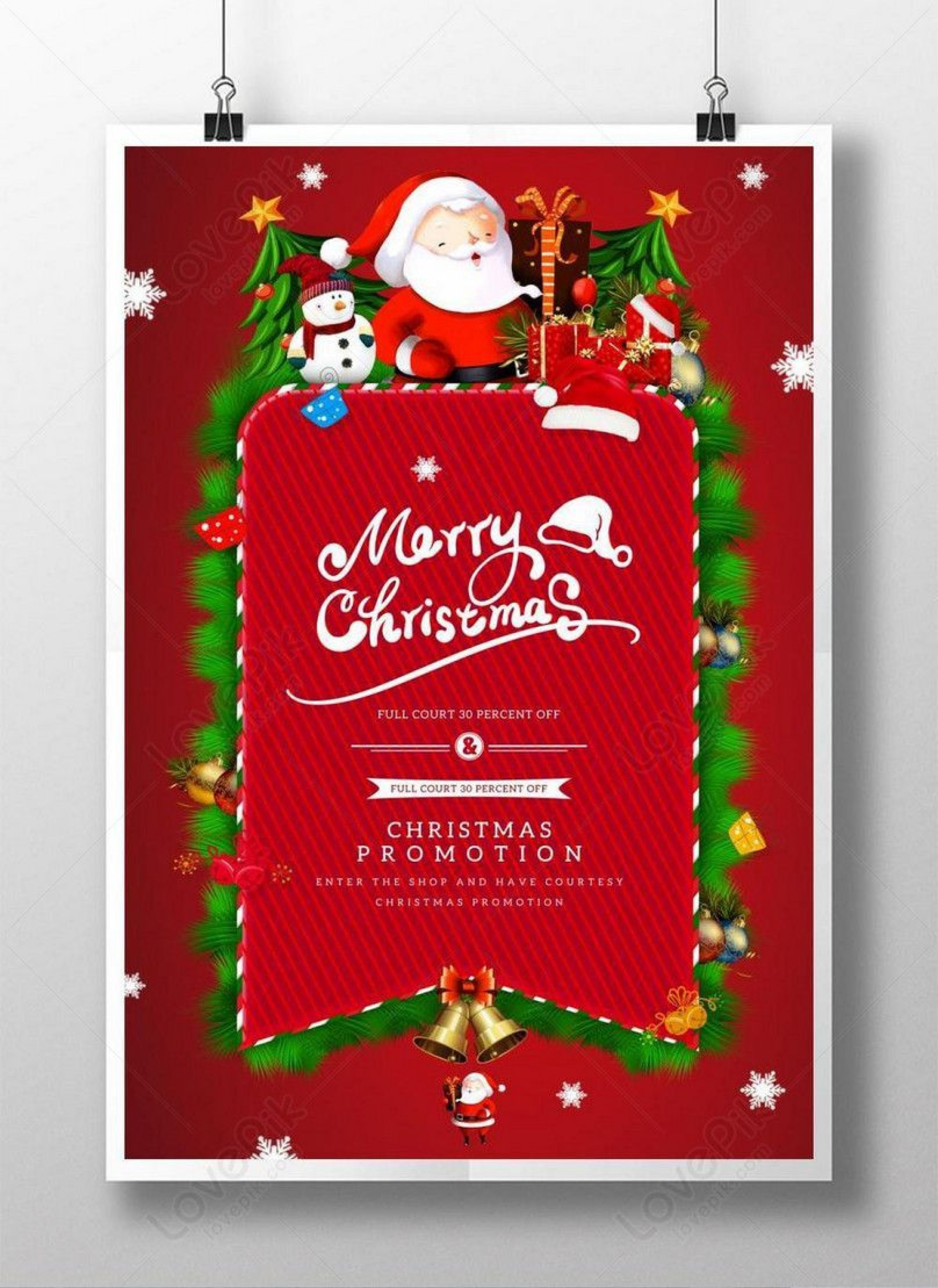 000 Marvelou Free Christma Poster Template Inspiration  Templates Psd Download Design Word1920
