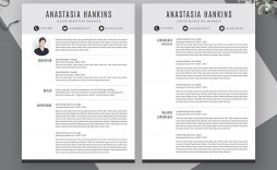 000 Marvelou Simple Professional Cv Template Word Highest Quality