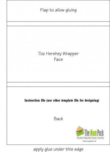 000 Outstanding Candy Bar Wrapper Template Microsoft Word Idea  Blank For Printable Free360