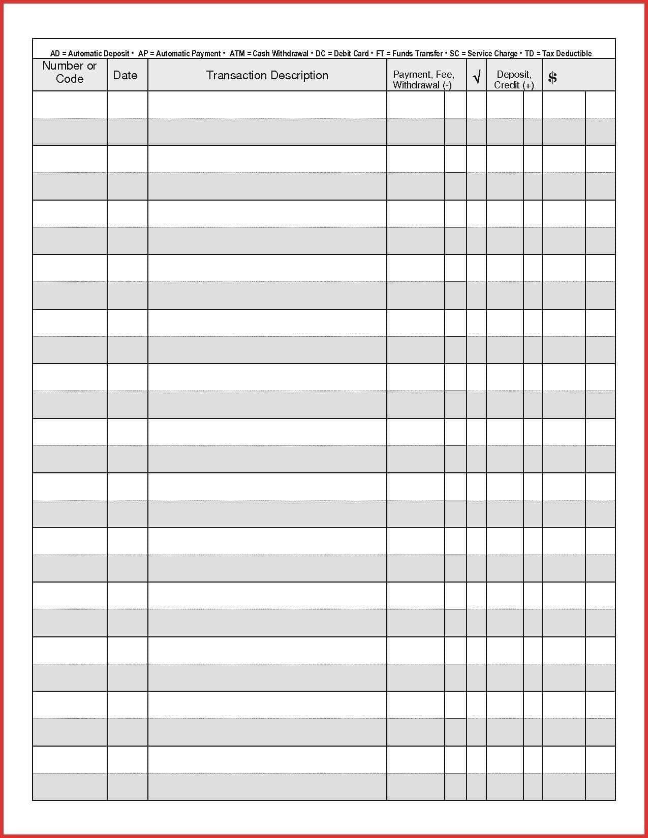 000 Outstanding Checkbook Register Template Excel Highest Clarity  Check 2007 Balance 2003Full