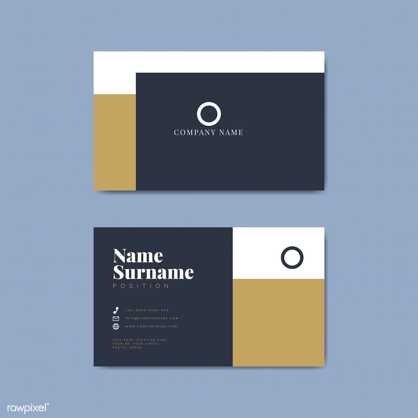 000 Outstanding Download Busines Card Template Example  Free For Illustrator Visiting Layout Word 20101400