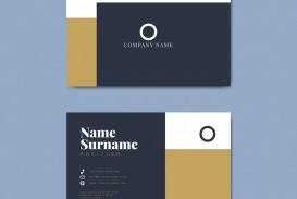 000 Outstanding Download Busines Card Template Example  For Microsoft Publisher Adobe Illustrator Visiting Psd