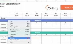 000 Outstanding Employee Shift Scheduling Template Example  Schedule Google Sheet Work Plan Word Weekly Excel Free