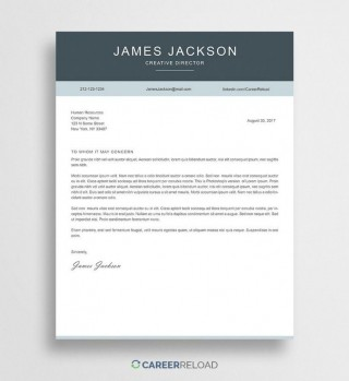 000 Outstanding Free Download Cover Letter Sample High Resolution  For Fresher Pdf Template320