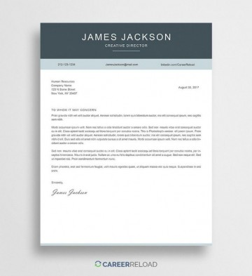 000 Outstanding Free Download Cover Letter Sample High Resolution  For Fresher Pdf Template360