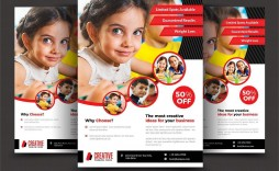 000 Outstanding Free School Flyer Design Template High Def  Templates Creative Education Poster