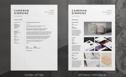 000 Outstanding Microsoft Word Portfolio Template High Def  Career Professional Free Download
