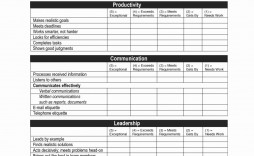 000 Outstanding Performance Review Template Word Photo  Doc Download Simple